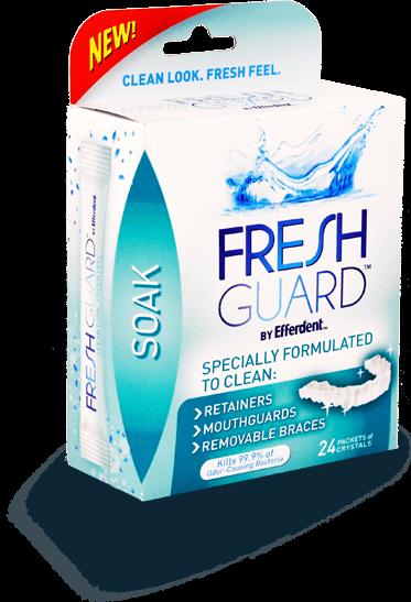 Fresh Guard™ by Efferdent™ Soak
